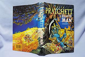Reaper Man : First printing: Pratchett, Terry