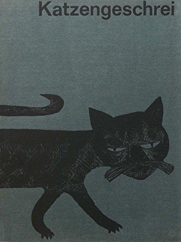 Katzengeschrei in ernsten und heiteren Tonarten. Gedruckt