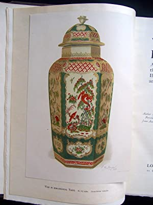 Worcester Porcelain. A Description of the Ware from the Wall Period to the Present Day. Illustrated...