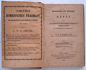 Homeopathy And Allopathy: Reply To An Examination Of The Doctrines And Evidences Of Homeopathy, By ...