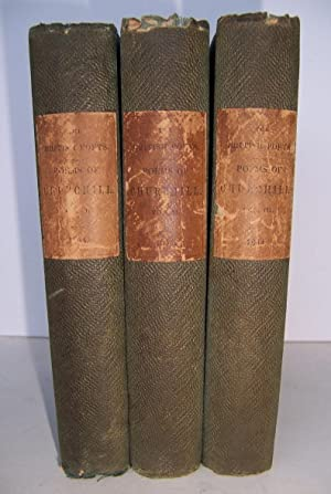 The Poetical Works Of Charles Churchill. With Copious Notes And A Life Of The Author, By W. Tooke, ...