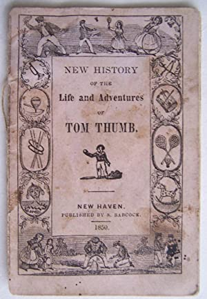 New History Of The Life And Adventures Of Tom Thumb