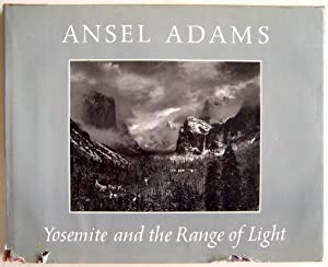 Yosemite and the Range of Light: Adams, Ansel (signed)