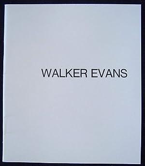 Walker Evans. Artist in Residence: Walker Evans & Mathew Wysocki