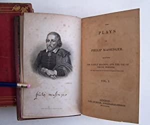 The Plays Of Philip Massinger Adapted For Family Reading, And The Use Of Young Persons, By The ...
