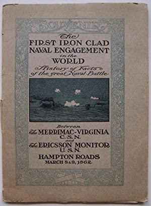 The First Iron Clad Naval Engagement in: White, E. V.