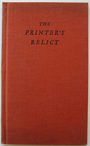 The Printers Relict. An Example to Her Sex.: Spencer, Eleanor P.