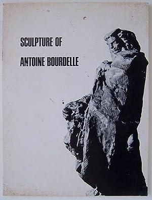 Sculpture of Antoine Bourdelle November 19 through December 12, 1970: Bourdelle, Antoine