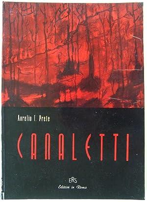 Filippo Canaletti Gaudenti (Signed): Prete, Aurelio T.