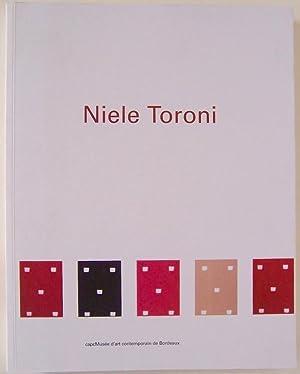 Niele Toroni: Bernadac, Marie-Laure; Niele Toroni