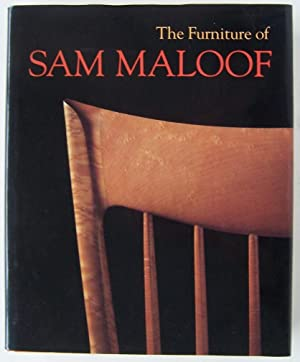The Furniture of Sam Maloof: Adamson, Jeremy; Maloof,