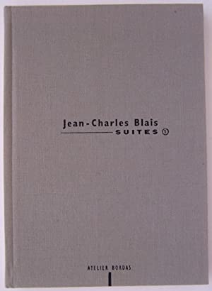 Jean Charles Blais, Suites Lithographies, Monotypes & Variations: Bordas, Franck
