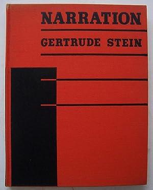 Narration: Stein, Gertrude