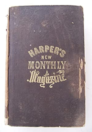 Harper's New Monthly Magazine. Vols. 1, 2, 3, 4, 5, 6.: Harper & Brothers