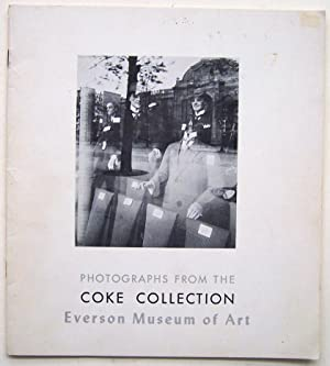 Photographs From The nCoke Collection Everson Museum of Art: Coke, Van Deren