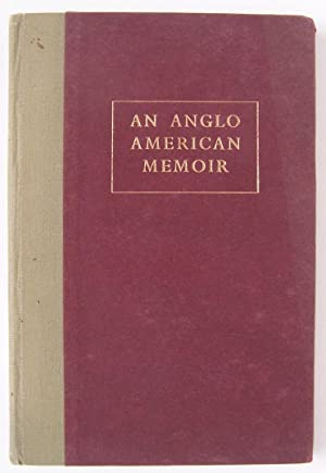 An Anglo American Memoir: Willis, Pauline (inscribed)
