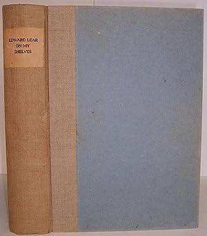 Edward Lear On My Shelves: Field, William B. Osgood