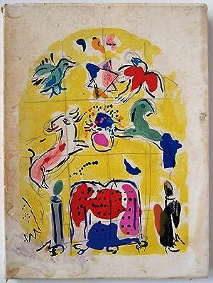 Chagall Vitraux Pour Jérusalem: Chagall