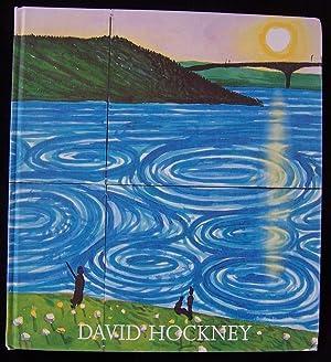 David Hockney Painting On Paper 17 January - 1 March 2003: Hockney, David