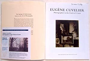 Eugene Cuvelier, Photographer In The Circle Of Corot: Daniel, Malcolm