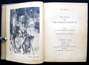 Picasso And The French Tradition: Uhde, W.