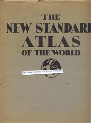 The New Standard Atlas of the World