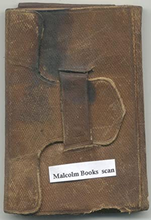 The Gentleman's Pocket - Book Almanack 1835 ( Almanac, diary)