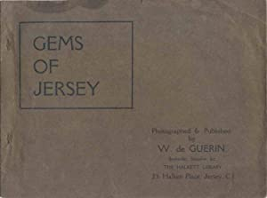 Gems of Jersey ( 1910/20 photographic Views )