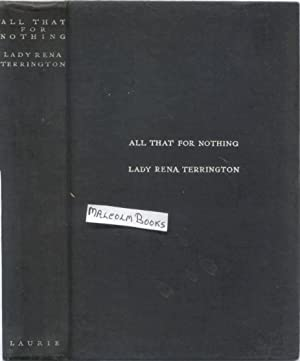 All that for Nothing: Terrington, Lady Rena Terrington