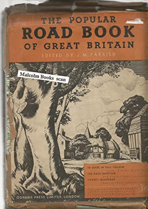 The Popular Road Book of Great Britain ( c 1938-1940 )