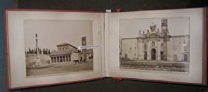 Roma. (Album of 60 original albumen photographs c1870-1890)