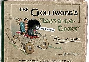 "The Golliwogg's ""Auto-Go-Cart"": Upton, Bertha Upton"