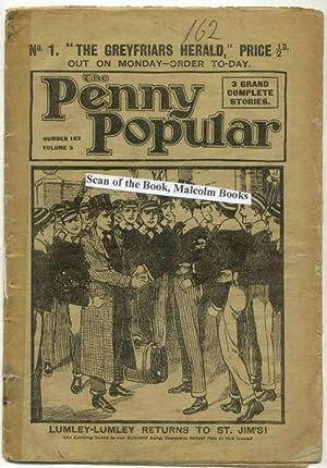 The Penny Popular ; No 162, vol.: Anon + Martin