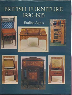 British Furniture 1880 - 1915