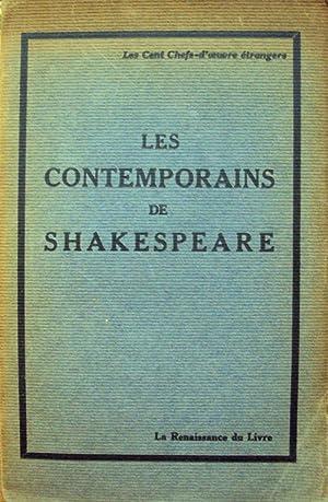Les Contemporains de Shakespeare. L'Alchimiste. Les événements: Jonson, Ben; Fletcher,
