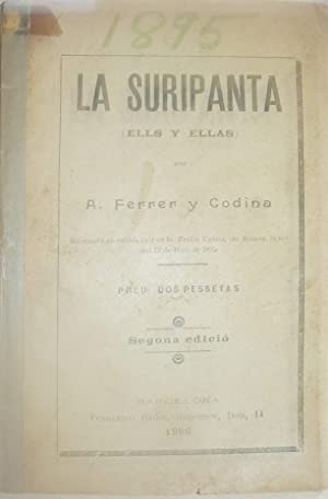 La suripanta (ells y ellas): Ferrer i Codina,