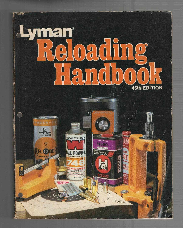 still in wrap! Lyman 49th Edition Reloading Handbook NEW