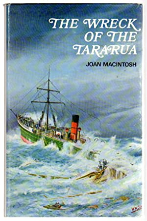 Wreck of the Tararua: Joan MacIntosh