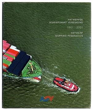 Antwerp Shipping Federation 1901 - 2001: Full: Greta Devos; Stephan