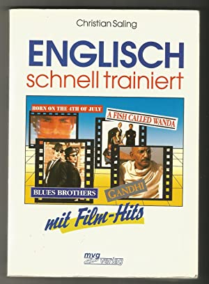 Englisch schnell trainiert mit Film-Hits. Gandhi /Born on the 4th of July /A Fish Called Wanda /B...