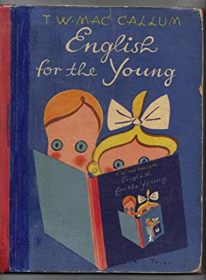 ENGLISH FOR THE YOUNG. Designs by WALTER TRIER