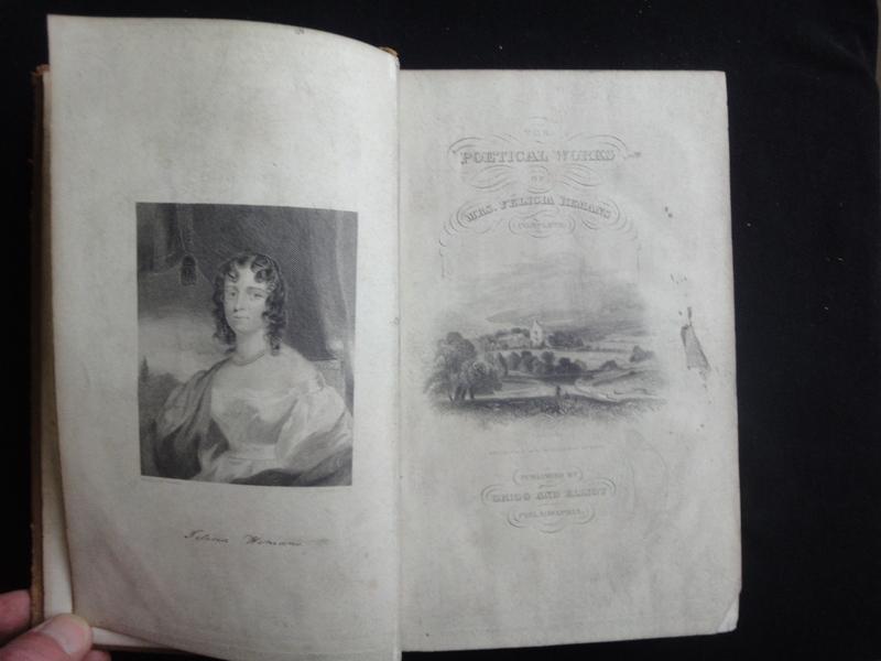 The Poetical Works of Mrs Felicia Hemans: Hemans Felicia