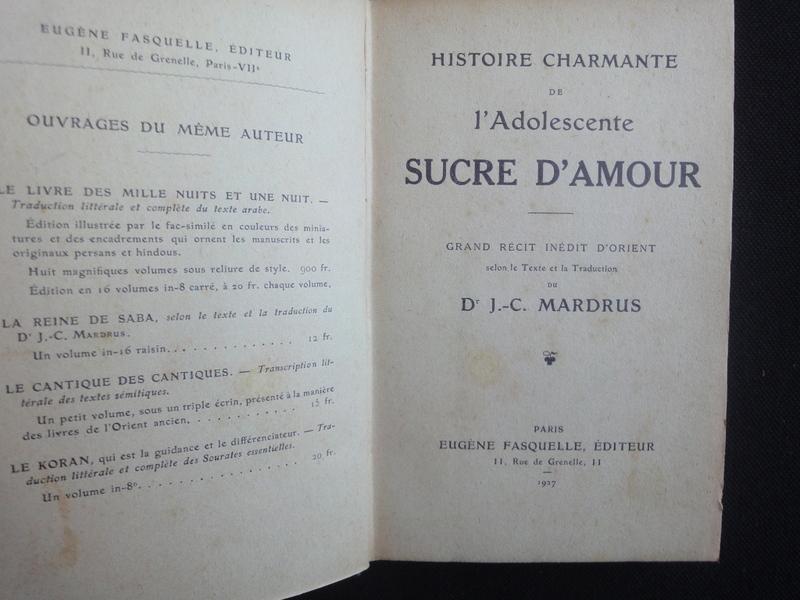 Histoire Charmante De L Adolescente Sucre D
