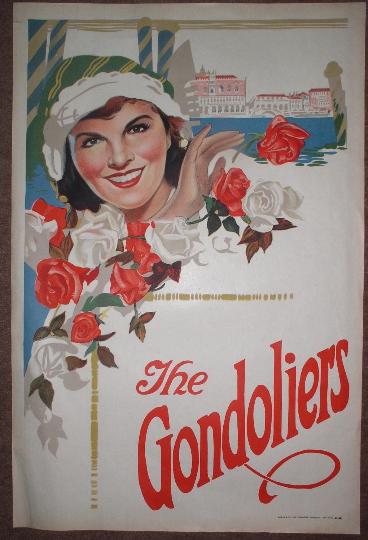 The Gondoliers (Sullivan, Arthur)