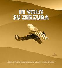 IN VOLO SU ZERZURA: R. Chiarvetto – A. Menardi Noguera – M. Soffiantini