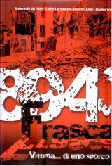 8943 FRASCATI VITTIMA DI UNO SPORCO AFFARE. Frscati dagli anni del Fascismo al dopoguerra.: Various