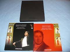Gioachino Rossini. Moise et Pharaon. Riccardo Muti: Various