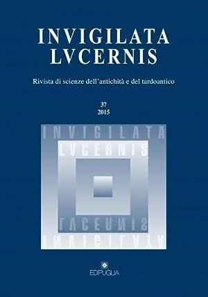 INVIGILATA LVCERNIS 2015, n. 37: Various