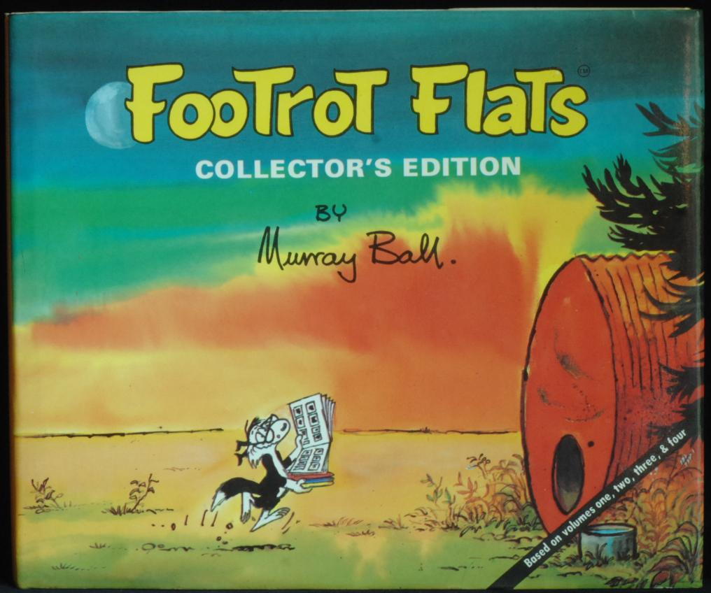 Footrot_Flats_Collectors_Edition_Ball_Murray_As_New_Hardcover