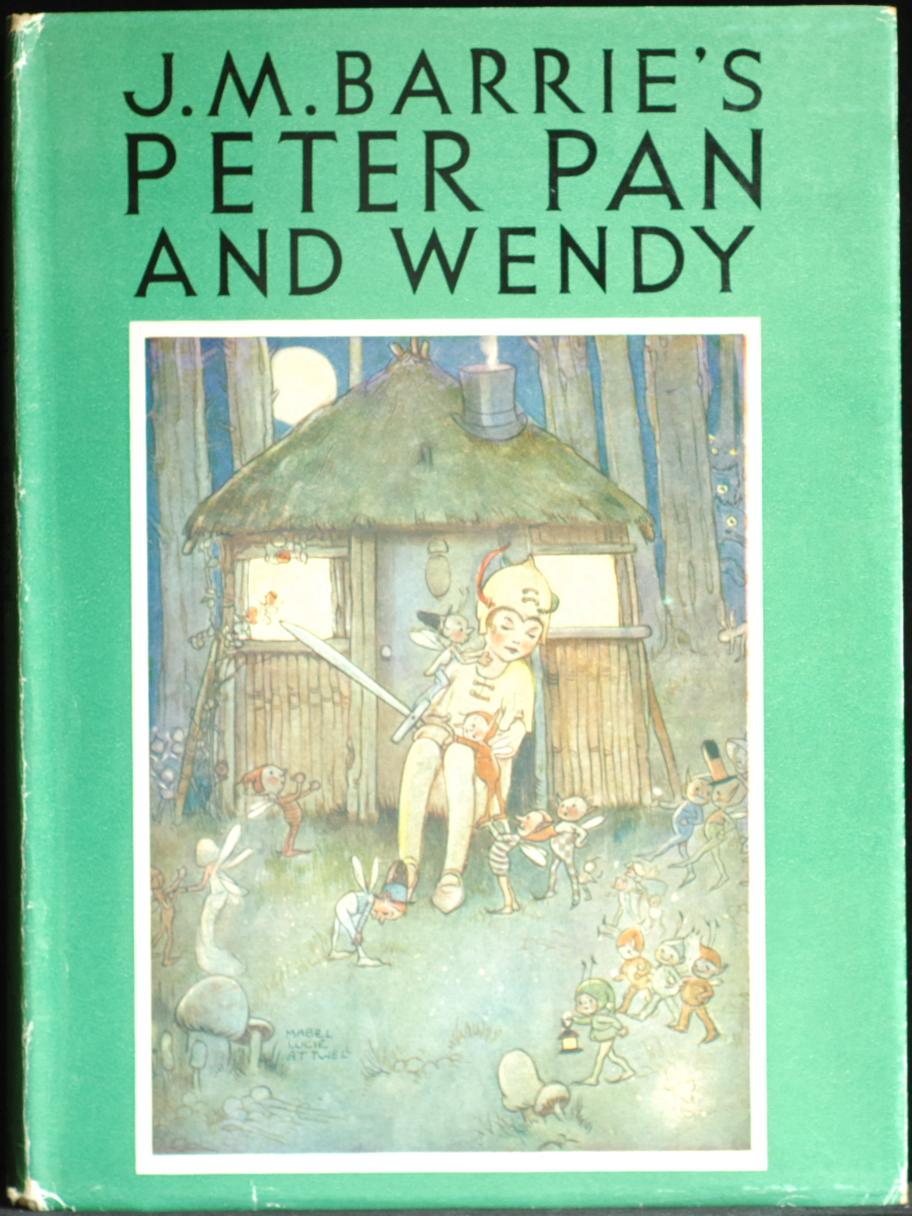 Peter_Pan_And_Wendy_Barrie_J_M_[Very_Good]_[Hardcover]